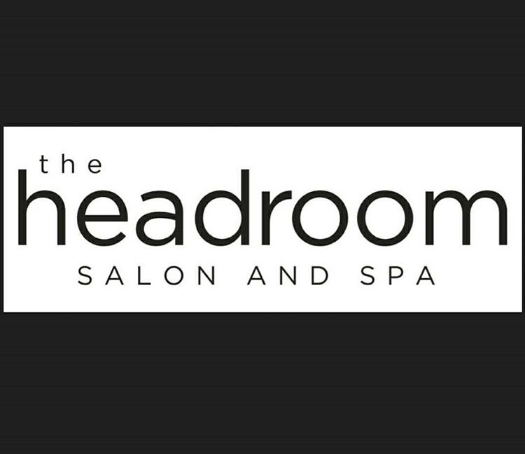 The Headroom Salon & Spa logo