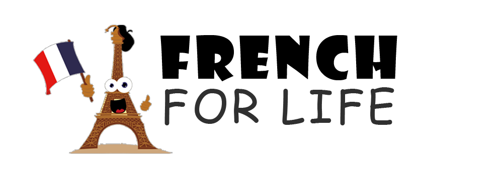 French For Life logo