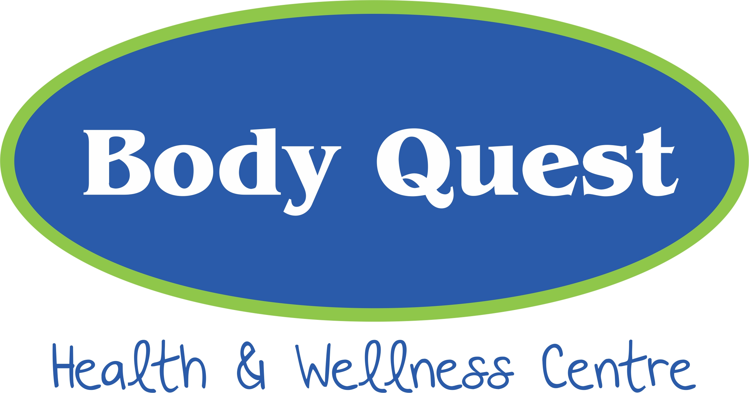 Body Quest logo